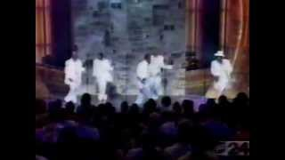 new edition performs if it isn t love on live the apollo