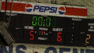 Bradley D2 Hockey vs Indiana Hoosiers- Game 1