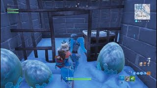 Fortnite Haw to get in to the DRAGON egg