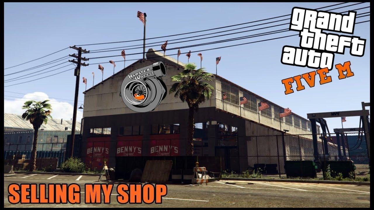 GTA 5 ROLEPLAY - SELLING MY MILLION DOLLAR SHOP    - EP  716 - CIV
