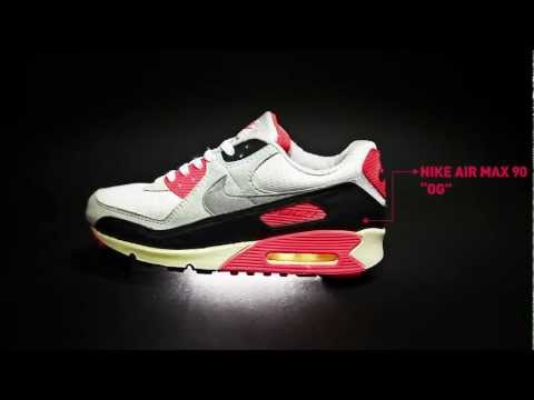 The Evolution of Nike Air Max 90 Infrared by Afew-Store