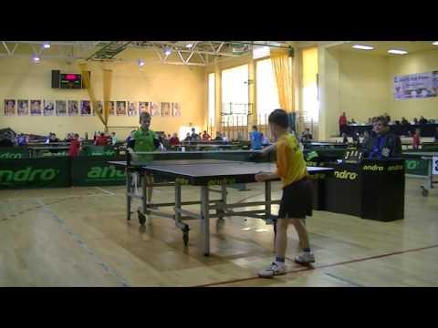 2 mecz Filipa w grupie - set 1