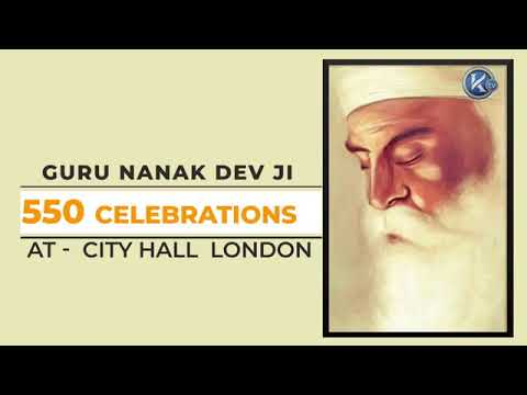 Manika Kaur - City Hall London - Waheguru Nanak Guru Live (Ek)