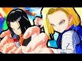 Dragon Ball FighterZ: Android 18 Breakdown - Tips & Tricks