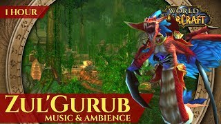 Vanilla Zul'Gurub - Music & Ambience (1 hour, 4K, World of Warcraft Classic)