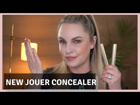 NEW JOUER COSMETICS Essential High Coverage Concealer - 2 Day Wear TEST