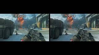 60 fps vs 30fps Call of Duty Black Ops 4 Turn to 720p for Best Result