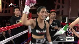 "JAB Promotions Marzo 6 2020 | Tania ""La Chula"" Enríquez Vs. Elizabeth ""Veneno"" López"