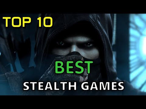 Top 10 | Best Stealth Games