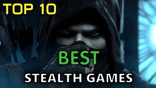 Top 10 | Bęst Stealth Games