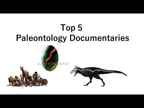 My Top 5 Favorite Paleontology Documentaries