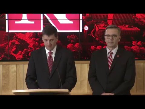 Ronnie Green Named 20th University of Nebraska-Lincoln Chancellor
