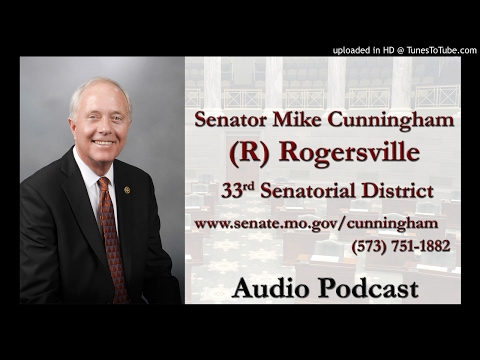 Senator Mike Cunningham