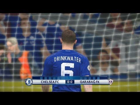 Chelsea vs Qarabag l Uefa Champions League l Penalty Shootout