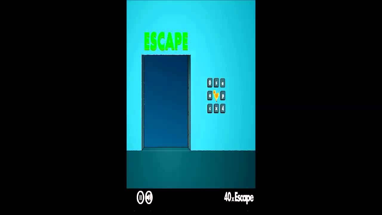 40x Escape Level 40 Walkthrough Youtube