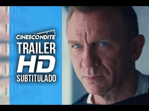No Time To Die - Trailer #2 Subtitulado [HD]