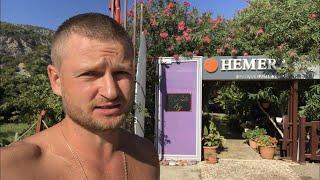 Видео обзор отеля Hemera в поселке Cirali Турция