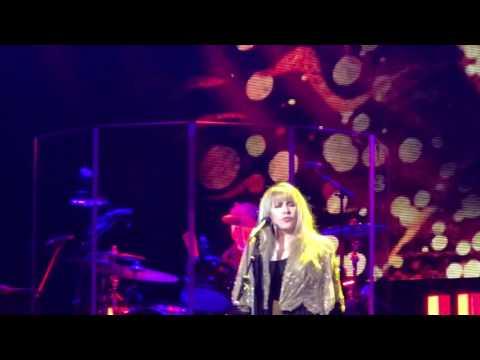 "Stevie Nicks ""Gold Dust Woman"" Portland,OR Feb 28th 2017 Moda Center 24K Gold Tour"