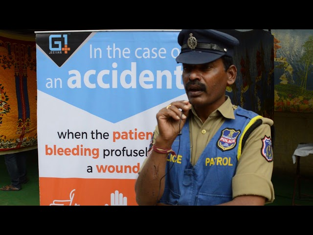 Police First Responders Sharing Their Life - Saving Stories | Part-2 | G1 Health
