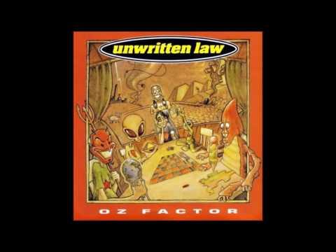 Unwritten Law - Oz Factor (Full Album - 1996)