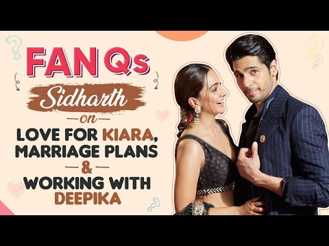 Kiara Advani, Sidharth Malhotra's marriage on cards!