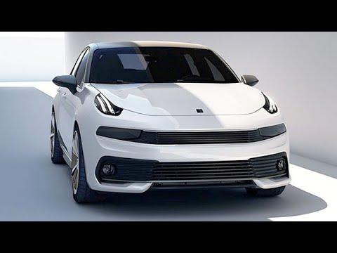 5 крутых автомобиля из Китая 2018