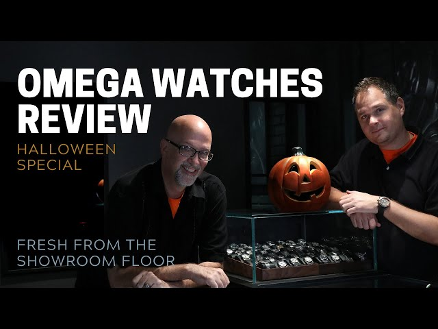 Omega Seamaster Review - Planet Ocean and PloProf: Orange Favorites | SwissWatchExpo [Watch Review]