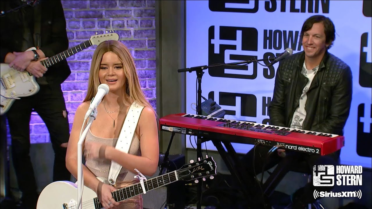 Maren Morris Thought She Was Being Pranked When Elton John Called Her