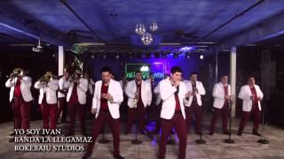 "Banda La Llegamaz ""Yo Soy Ivan"" (Corridos En Vivo )"