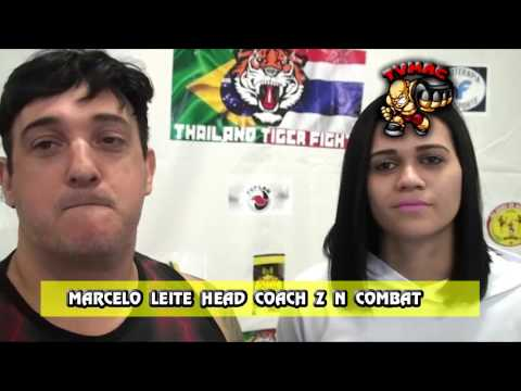 TTF MARCELO LEITE HEAD COACH ZN COMBAT