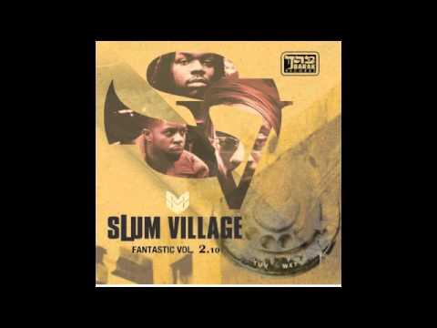 Slum Village - The Hustle (Instrumental)