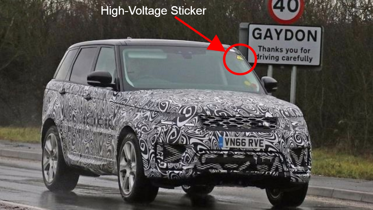 Range rover lwb spied auto express - 2020 Range Rover Sport Plug In Hybrid Electrical Vehicle Phev Spied Testing Outside The Gaydon Hq Auto Zone