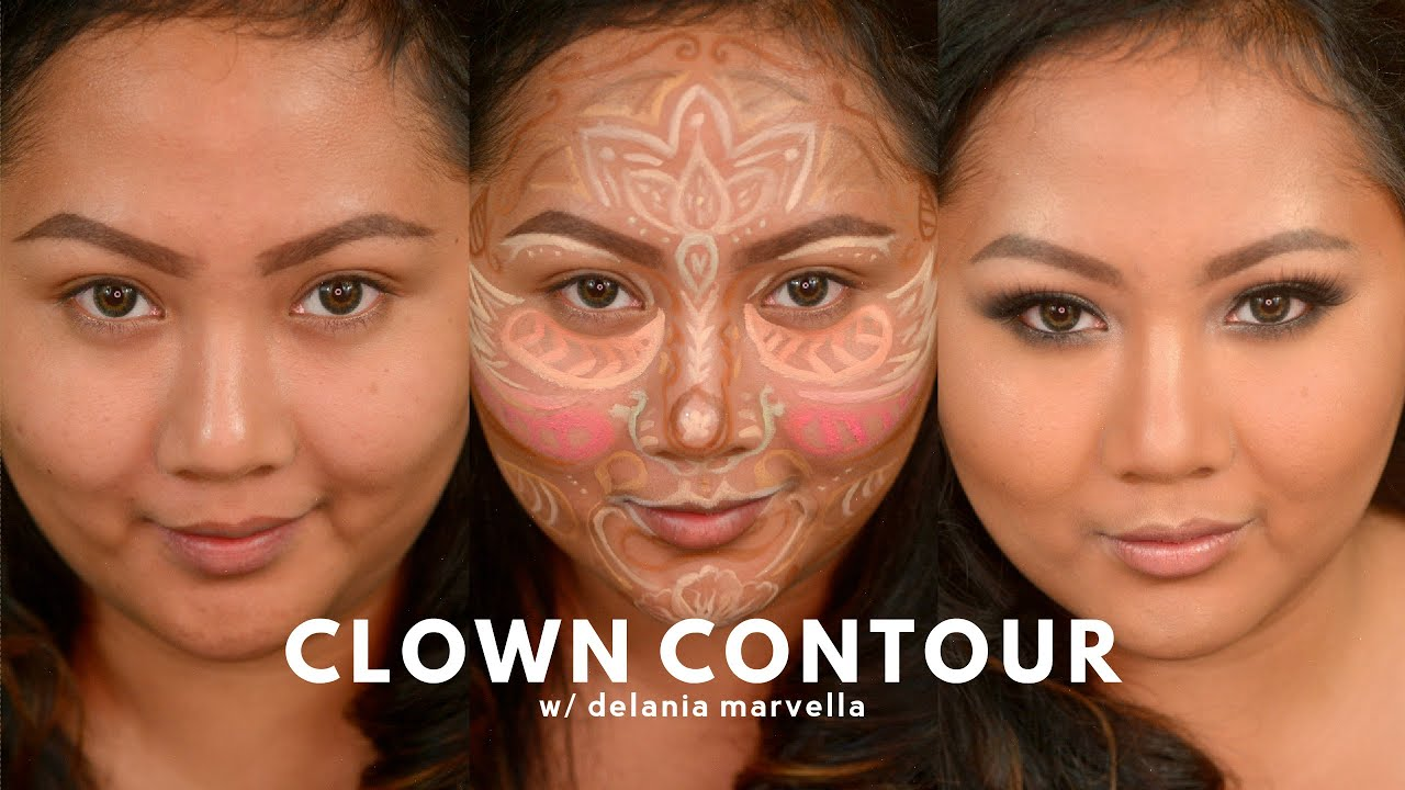 photo 5 Videos That Will Give Clown Contouring a Run for Its Money