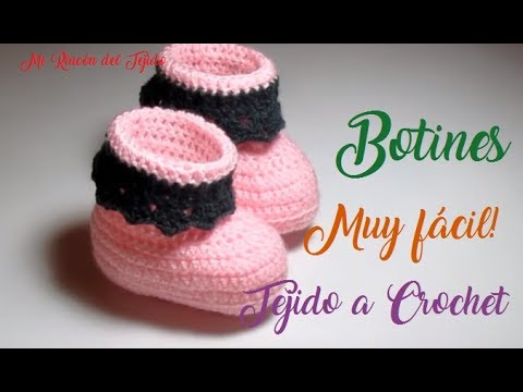 How to crochet new born baby shoes step by step