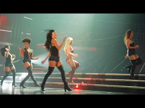 Piece Of Me 19 AUG 2017 - Britney performs Break The Ice / Piece Of Me
