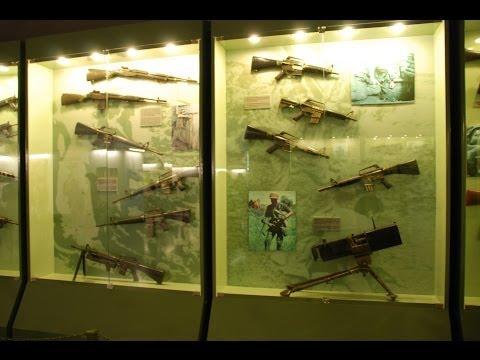 Vietnam War Remnants Museum-Saigon (Ho Chi Minh City)