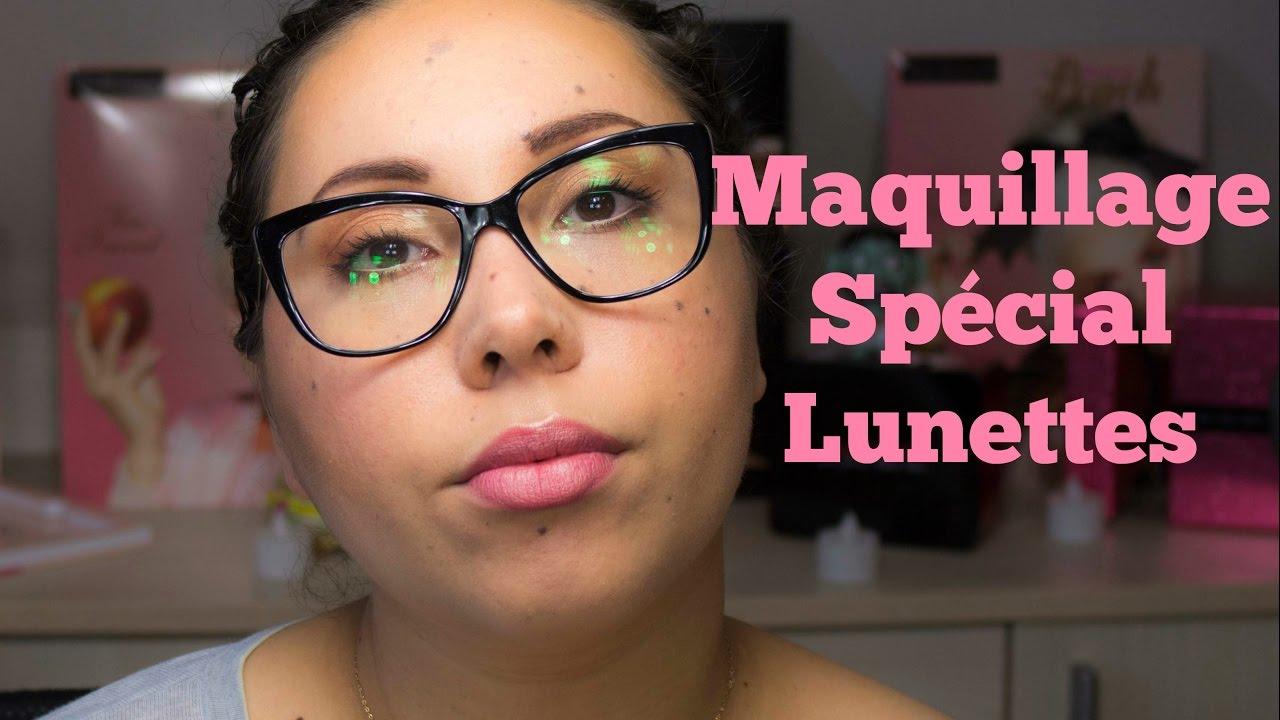 maquillage sp cial lunettes total make up youtube. Black Bedroom Furniture Sets. Home Design Ideas