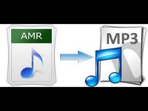 How To Convert Amr File To Mp3 File Vey Vey Easy!!!!