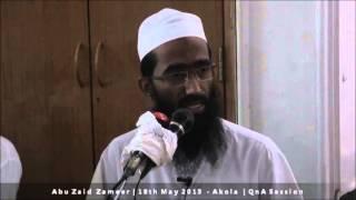 Nikah Shadi mein hone wale riwaz kaha tak sahi hai | Abu Zaid Zameer