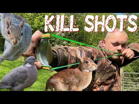 CATAPULT HUNTING / PEST CONTROL PIGEON RABBIT SQUIRREL