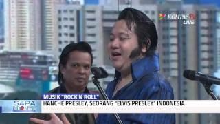 Sapa indonesia menghadirkan hance presley & king creole band asal bandung yang kerap menyanyikan lagu-lagu elvis presley. bagaimana awal mula ini terben...