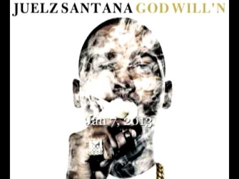 Juelz Santana - Black Out Feat. Lil Wayne (God Willin) 2013