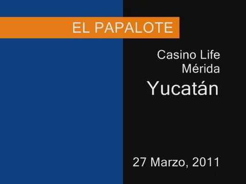 07 EL PAPALOTE MT Canta a Silvio Casino Life Mérida 270311 01