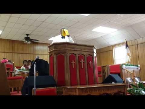 Little Bryan Baptist Church  Pastor Lloyd 71215