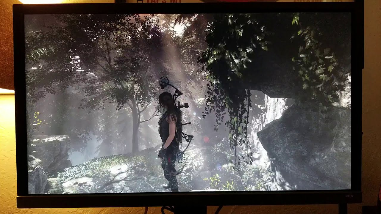 Xbox One X Running On A 4k Hdr Monitor Benq El2870u  Joelsterg4k 11:24 HD