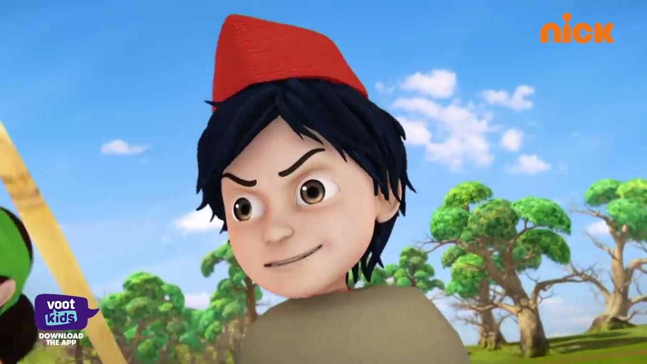 Download Shiva   शिवा   Chakraviyuh   Full Episode 77   Voot Kids