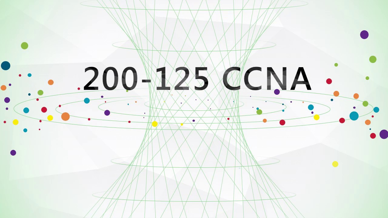 [25% discount + $15 voucher] CCNA Routing and Switching 200-125 CCNA exam  dumps Examsell