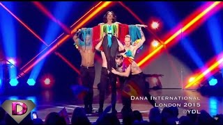 Dana International - Eurovision London 2015