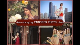 How to look good in every VACATION PHOTO/HOW TO POSE/ MODEL TI…