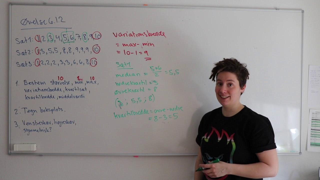 20_03_20 1m Deskriptiv statistik - gennemgang af øvelse 6.1.2
